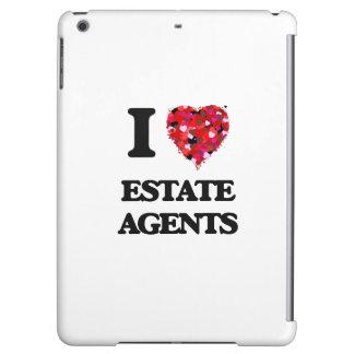 I love Estate Agents iPad Air Cover