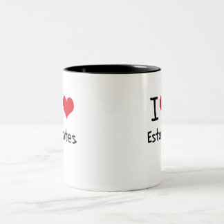 I love Estates Mug