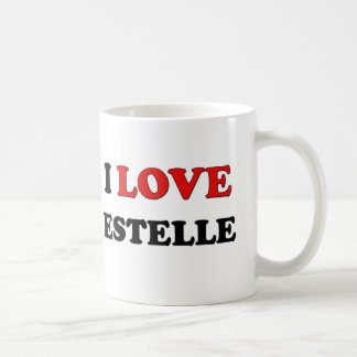 I Love Estelle Coffee Mugs