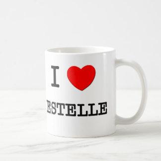 I Love Estelle Mugs