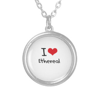 I love Ethereal Necklaces