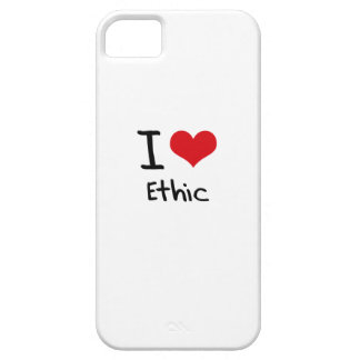 I love Ethic iPhone 5 Cases