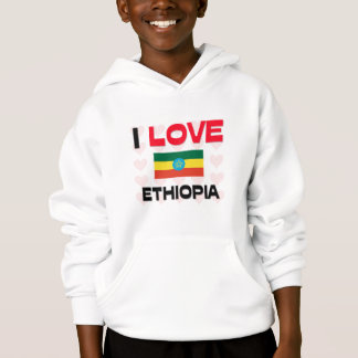 I Love Ethiopia Hoodie