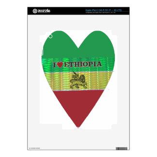 I love Ethiopia.png iPad 3 Skins