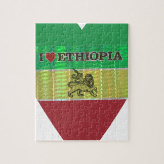 I love Ethiopia.png Jigsaw Puzzle