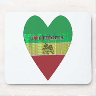 I love Ethiopia.png Mouse Pad