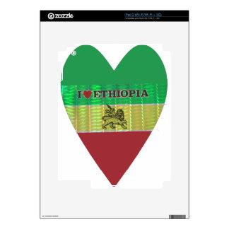 I love Ethiopia.png Skins For iPad 2