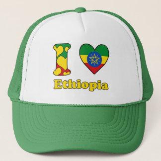 I love Ethiopia Trucker Hat