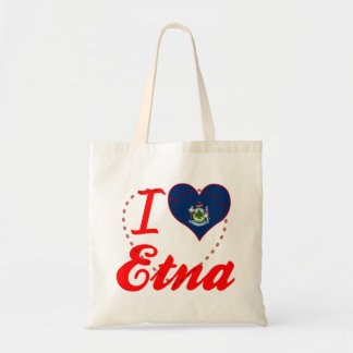 I Love Etna, Maine Bags