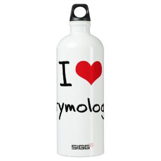 I love Etymology SIGG Traveler 1.0L Water Bottle