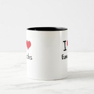 I love Eunuchs Two-Tone Coffee Mug