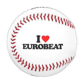 I LOVE EUROBEAT BASEBALL