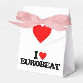 I LOVE EUROBEAT FAVOR BOX