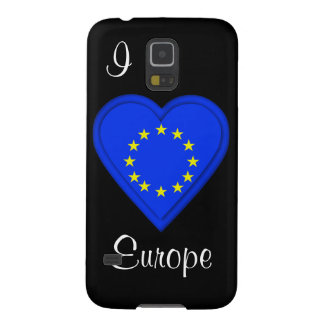 I love Europe Galaxy S5 Cases