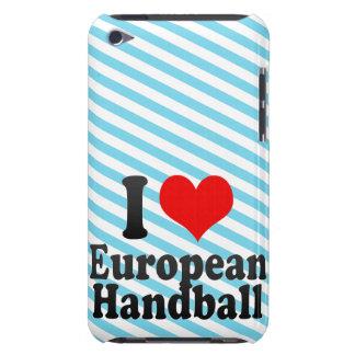 I love European Handball Barely There iPod Cover