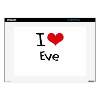 I love Eve Decals For Laptops