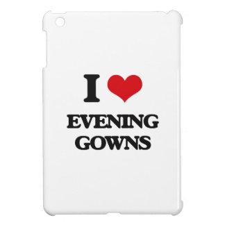 I love EVENING GOWNS iPad Mini Case