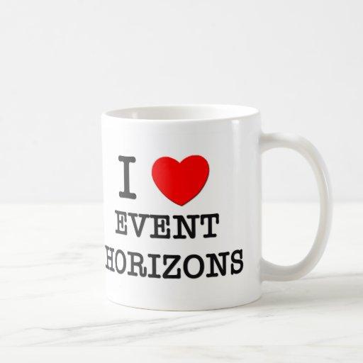 I Love Event Horizons Mug