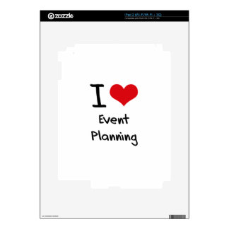 I love Event Planning Skins For iPad 2