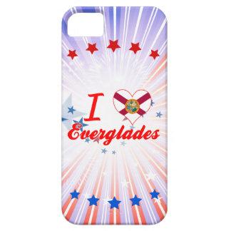 I Love Everglades, Florida iPhone 5 Cases