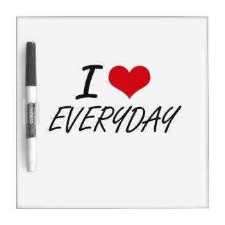 I love EVERYDAY Dry-Erase Whiteboard