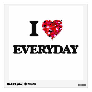 I love EVERYDAY Room Graphic