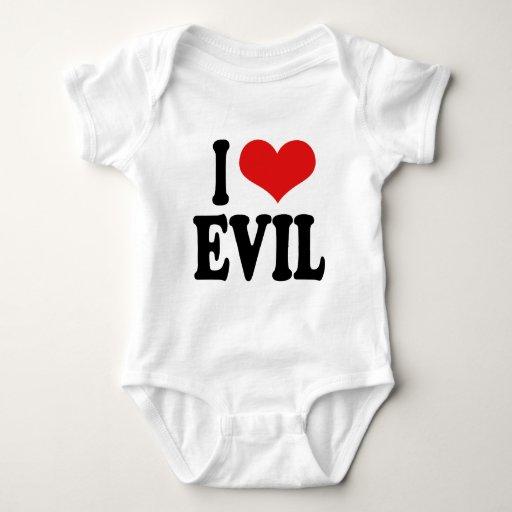 I Love Evil Shirt