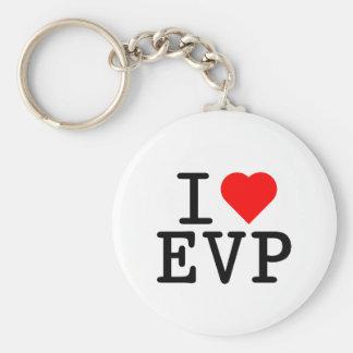 I love EVP Keychain