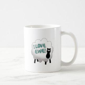 I Love Ewe, Kid! Coffee Mug