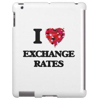 I love Exchange Rates