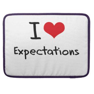 I love Expectations Sleeve For MacBooks