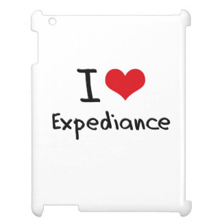 I love Expediance iPad Cases