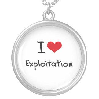 I love Exploitation Jewelry