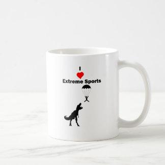 I Love Extreme Sports Coffee Mug
