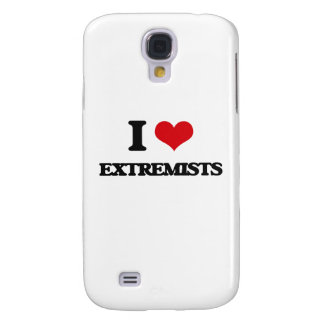 I love EXTREMISTS Galaxy S4 Cover