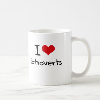 I love Extroverts Mug