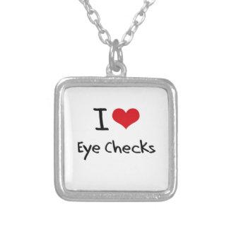 I love Eye Checks Jewelry