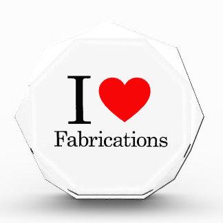I Love Fabrications Award
