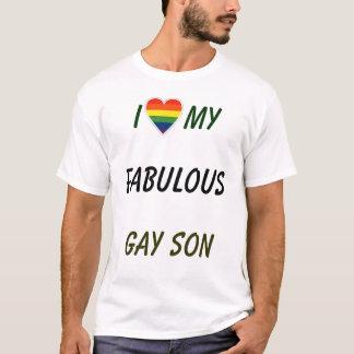 I love fabulous gay son T-Shirt