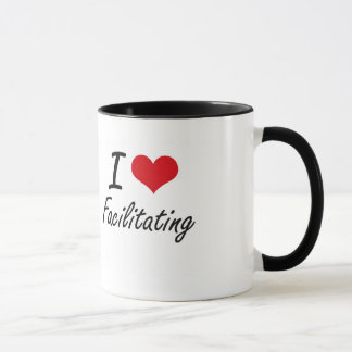I love Facilitating Mug