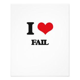 I love Fail Flyers