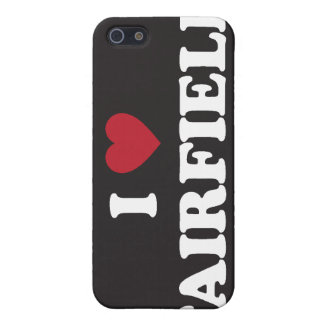 I Love Fairfield California Cases For iPhone 5