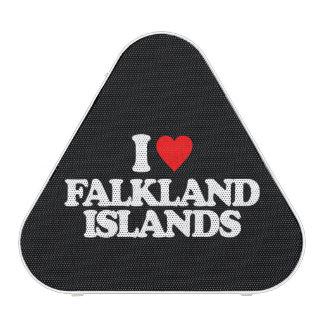 I LOVE FALKLAND ISLANDS SPEAKER
