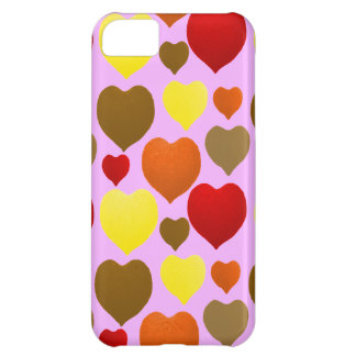 I Love Fall Case For iPhone 5C