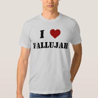 """I Love Fallujah """"Tee"""" T-Shirt"""