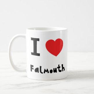 I love Falmouth Coffee Mug