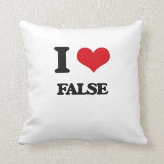 I love False Pillow