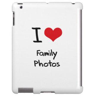 I Love Family Photos