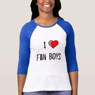 I Love Fanboys T-Shirt