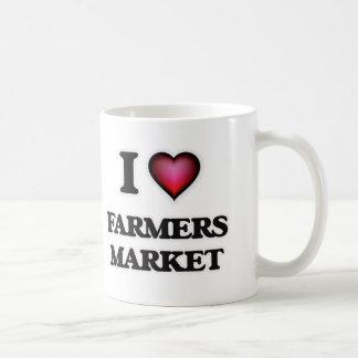 I love Farmers Market Coffee Mug